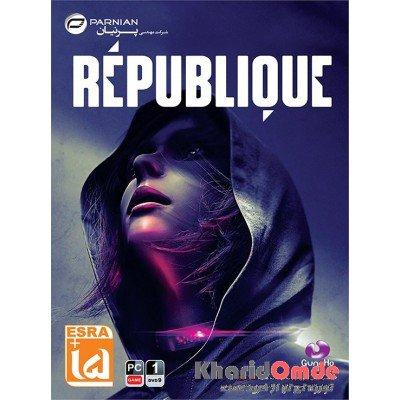 بازی کامپیوتری REpublique مخصوص PC