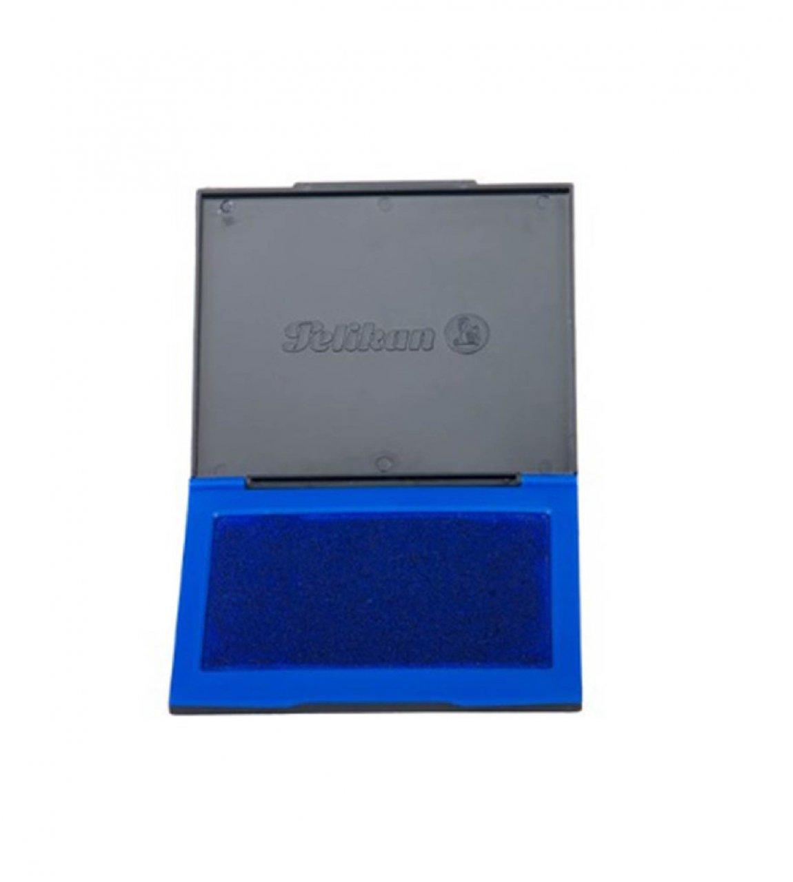 استامپ پد Pelikan رنگ آبی سایز کوچک