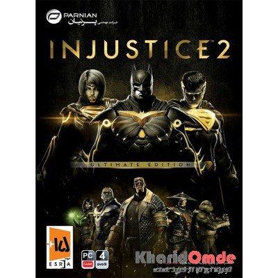 بازی کامپیوتری Injustice 2 بی عدالتی ۲ برای PC