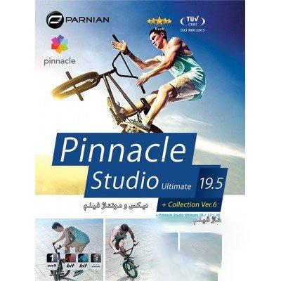 نرم افزار میـکـس و مـونـتـاژ فـیـلـم پرنیان Pinnacle Studio Ultimate 19.1 + Collection Ver.5
