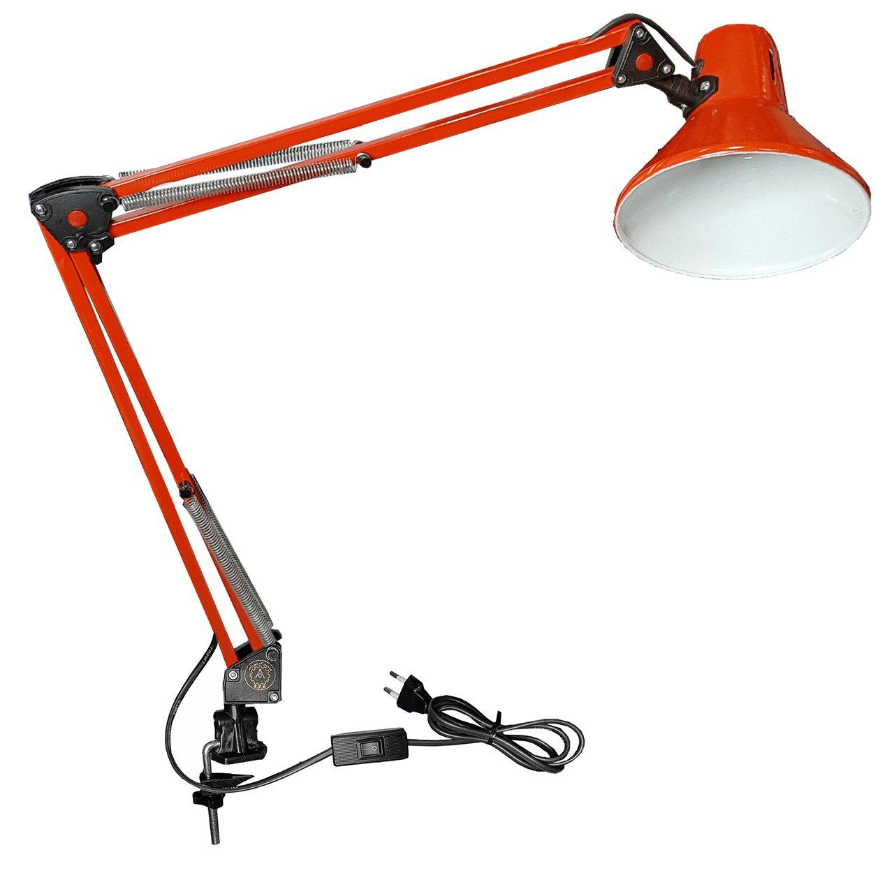 چراغ مطالعه مهندسی en101 همراه با لامپ 6 وات سهند