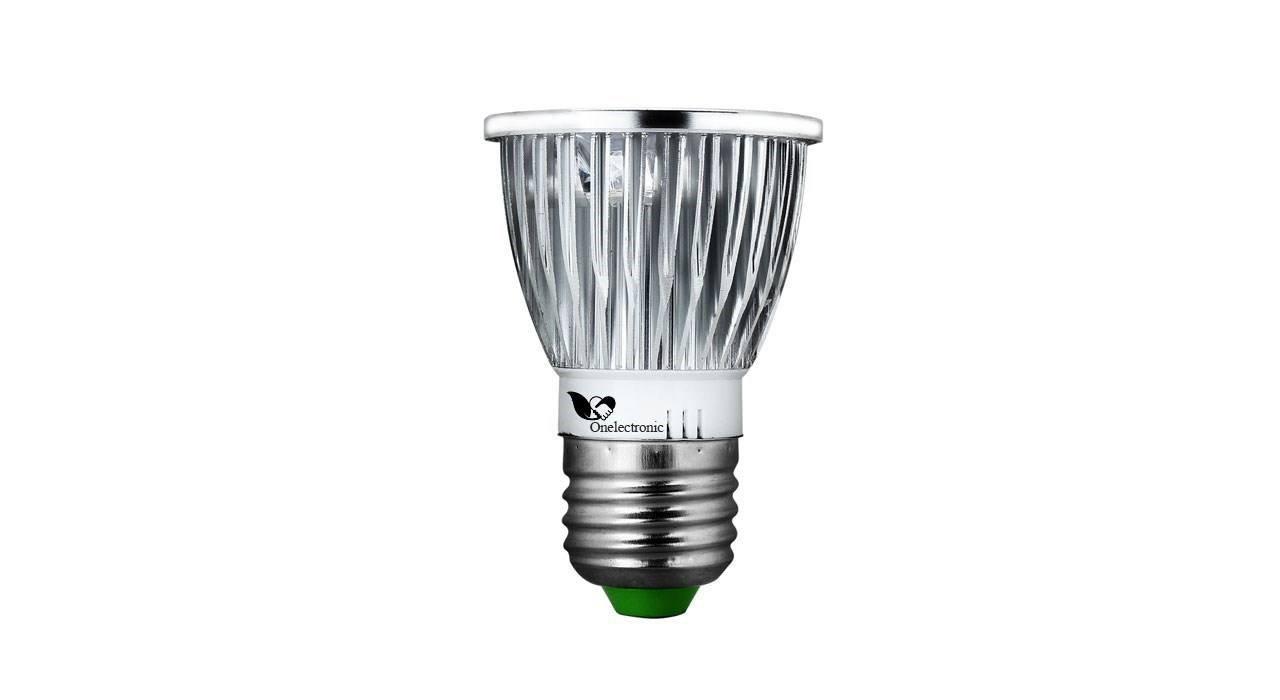لامپ ال ای دی رشد گیاه 5 وات برند وان الکترونیک