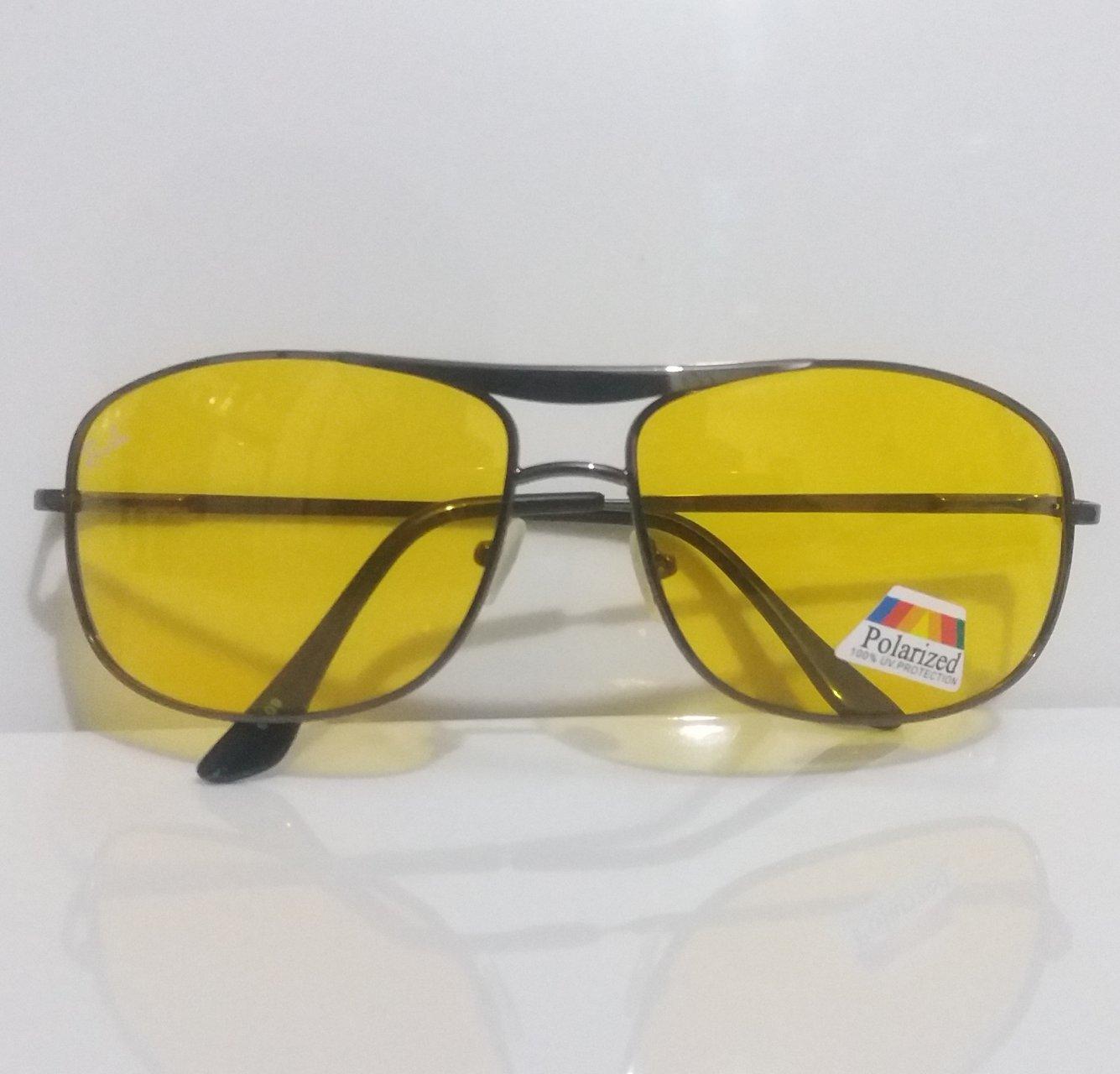 عینک مردانه مناسب شب برند raydan