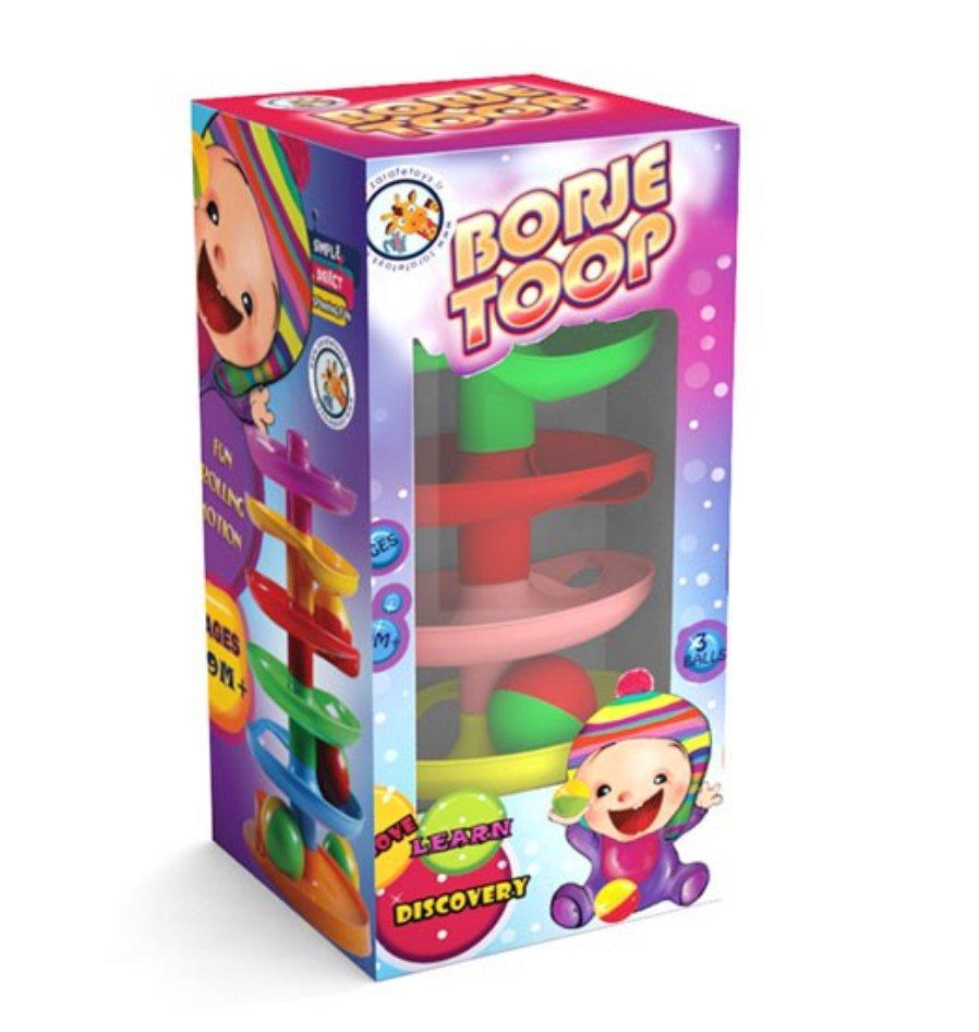 بازی فکری برج توپ خردسالان