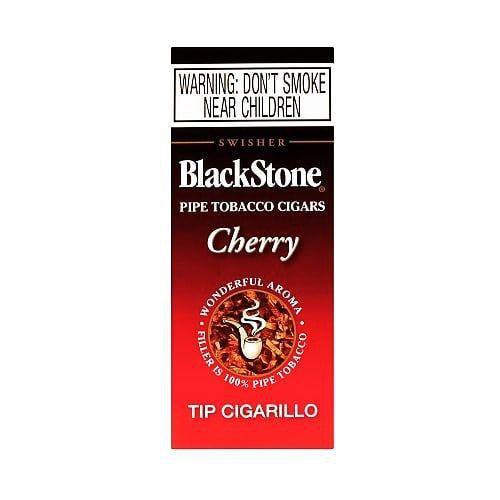 سیگار برگ گیلاس بلک استون 5 عددی