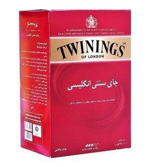 چای سیاه توینینگز سنتی انگلیسی قرمز 450 گرمی