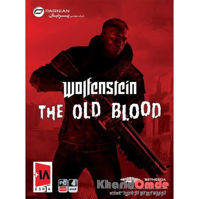 بازی کامپیوتری WOLFENSTEIN THE OLD BLOOD مخصوص PC