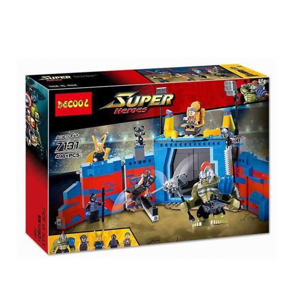 لگو دکول مدل Super Heroes 7131