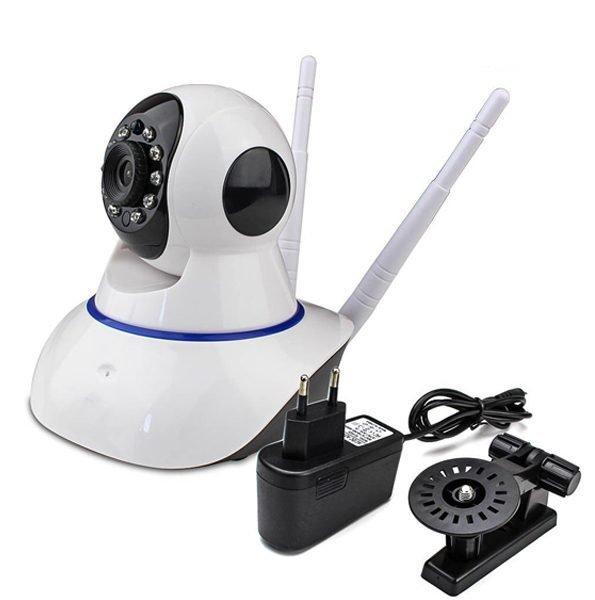 دوربین بی سیم تحت شبکه babycam