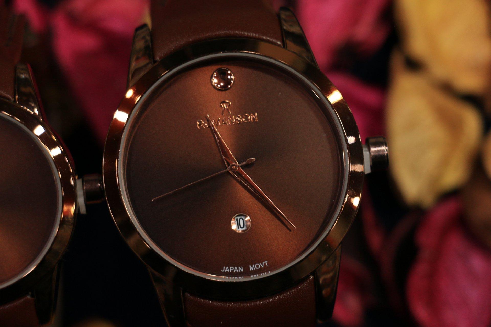 ساعت رومانسون مردانه
