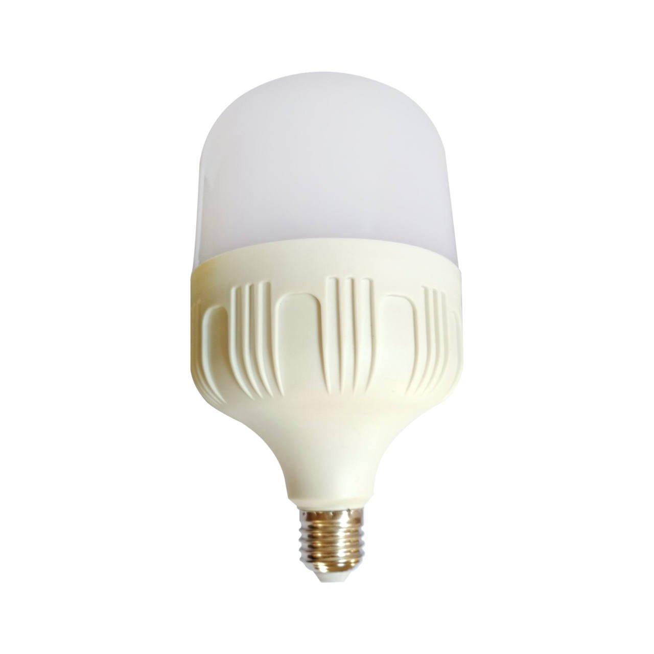 لامپ 50 وات مهتابی استوانه سناتور پایه E27