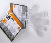 دستکش نایلونی80گرمی. ایرانی-بسته 100عددی