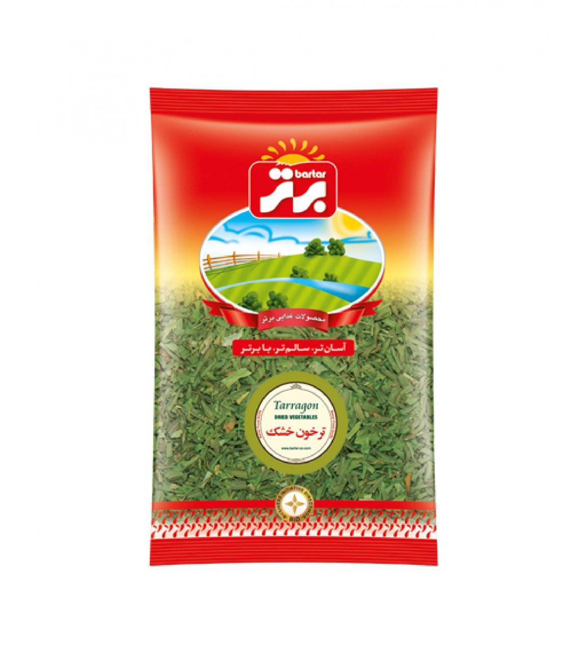 سبزی ترخون 70 گرم برتر