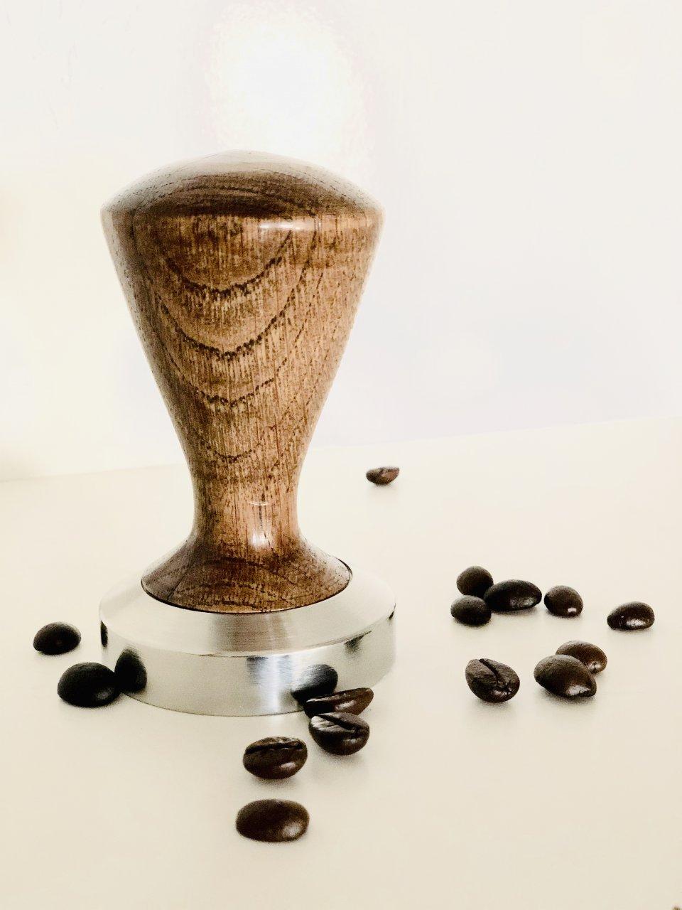 تمپر استنلس استیل قهوه حرفه ای تخت ۵۸