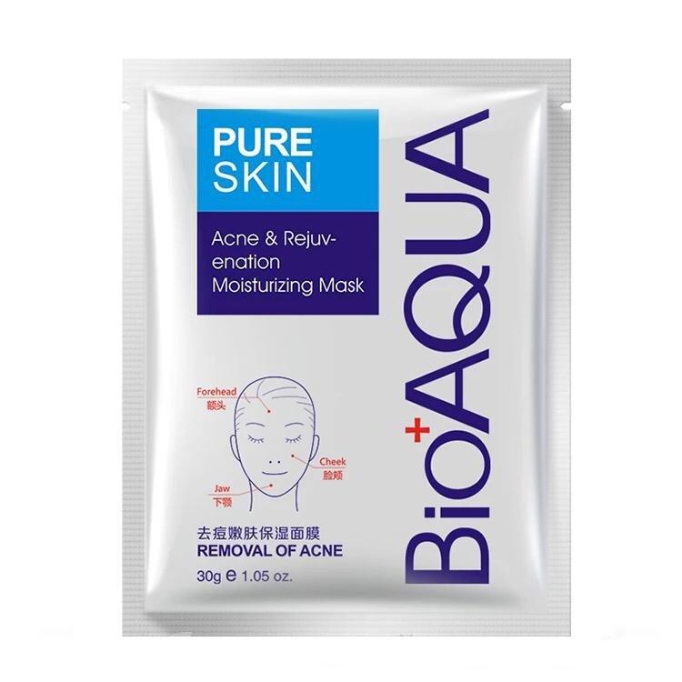 ماسک صورت نقابی ضد آکنه BioAQUA
