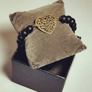 دستبند انیکس مدل عشق کد 5654