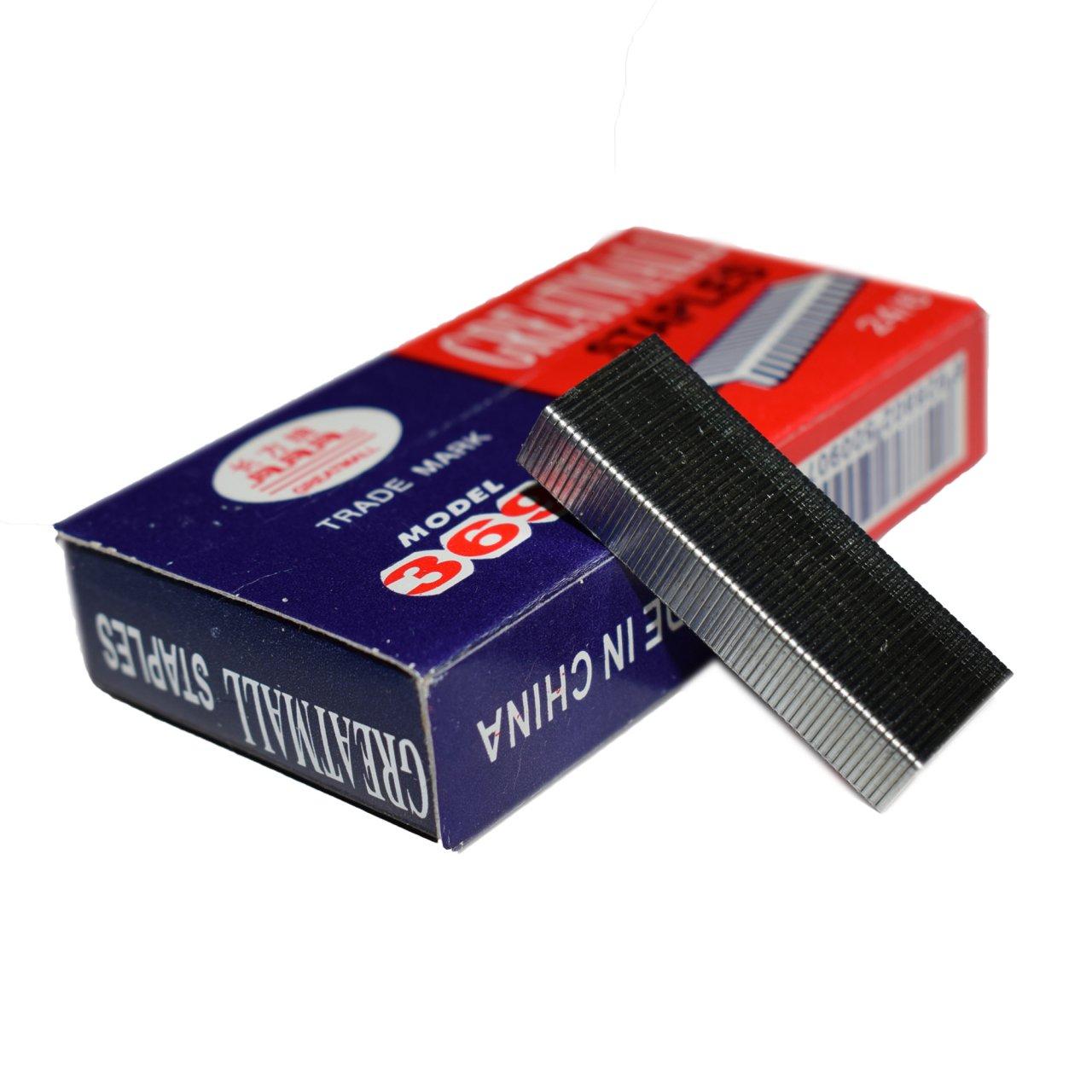 سوزن منگنه سایز 6- 24 بسته 1000 عددی