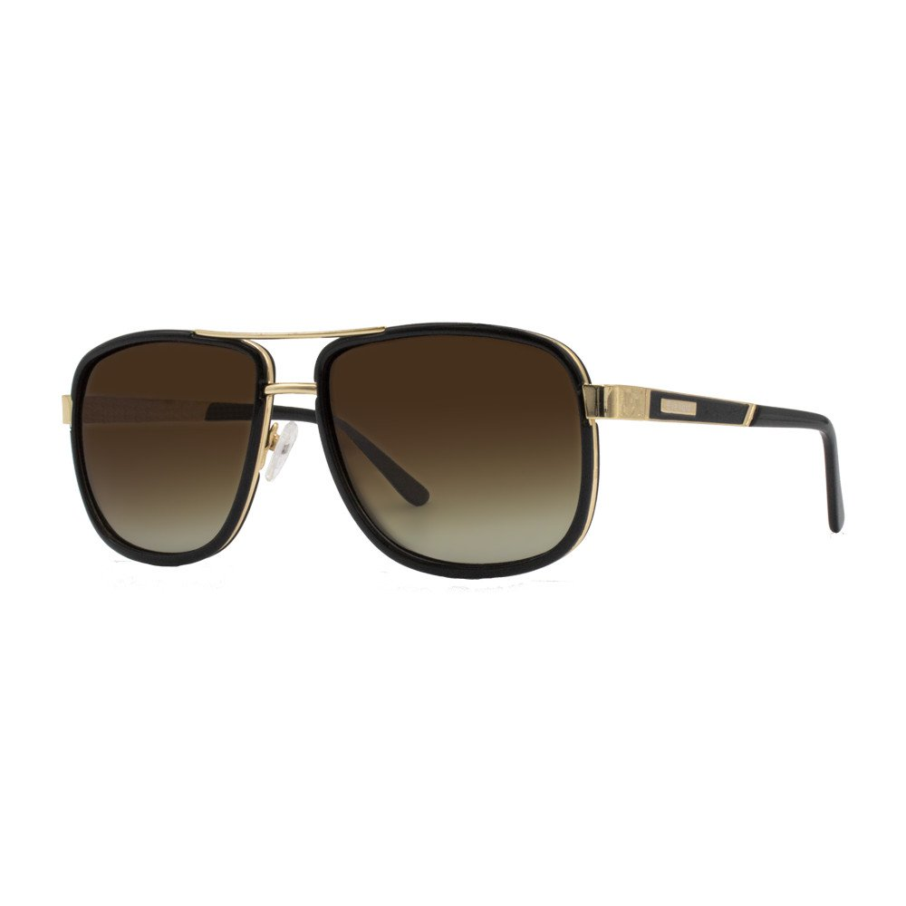 عینک آفتابی آی لایت مدل BN1003 رنگ طلائی