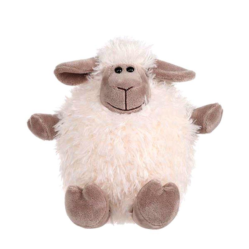 عروسک طرح گوسفند مدل Sheep ارتفاع 20 سانتی متر