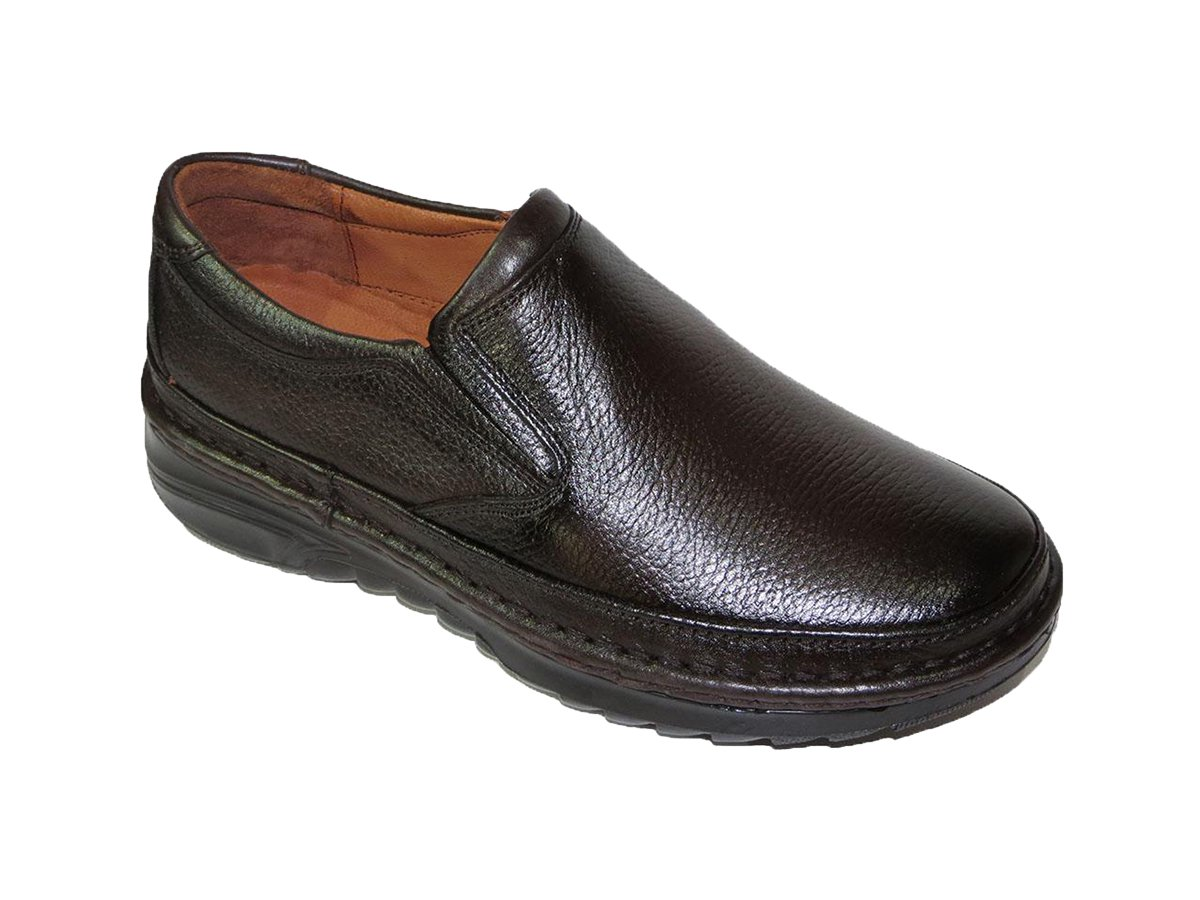 کفش کلارک مردانه مدل فابیو قهوه ای