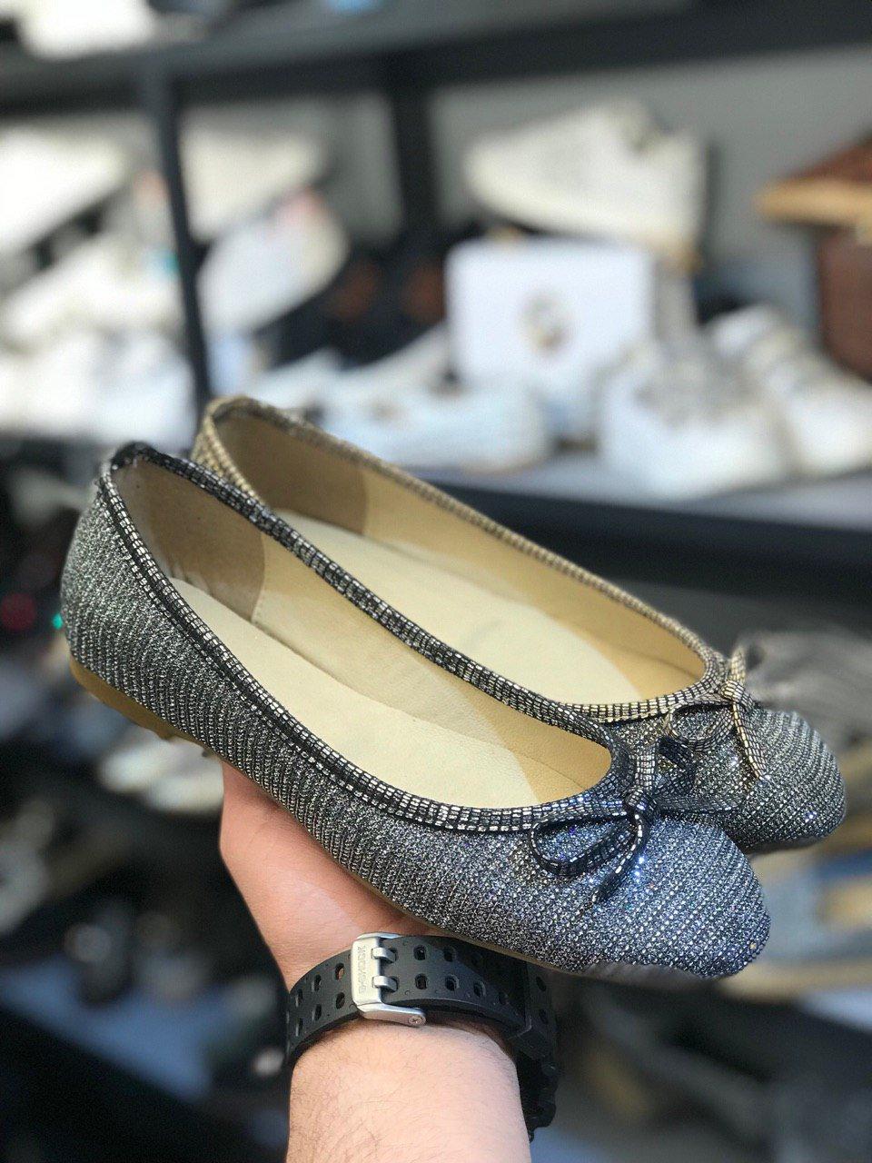 کفش اسپرت زنانه مدل لمه