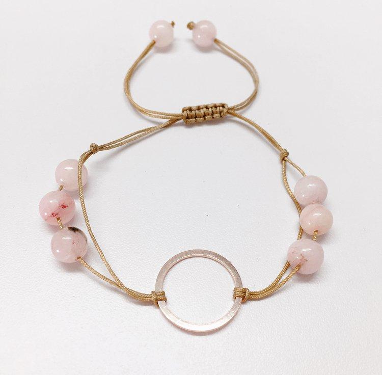 دستبند سنگ کد ۱۱۵