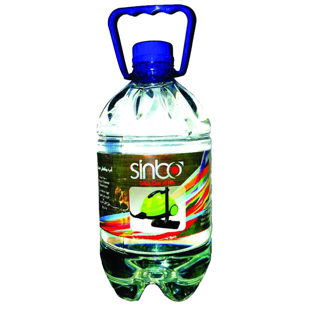 آب مقطر صنعتی Sinbo با حجم 4 لیتر