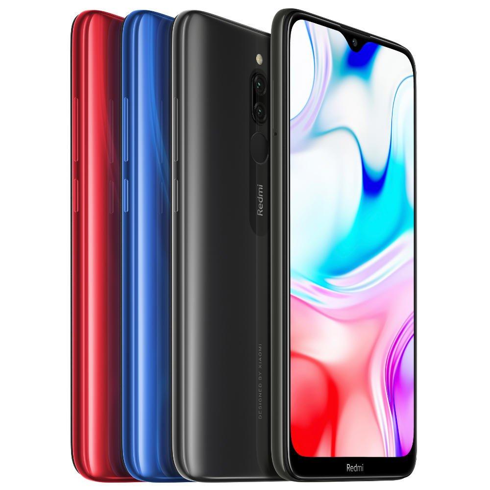 گوشی موبایل شیائومی مدل Xiaomi Redmi 8 حافظه 64 گیگ رام 4