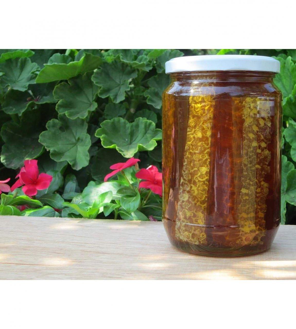 عسل طبیعی بابونه 1000 گرم