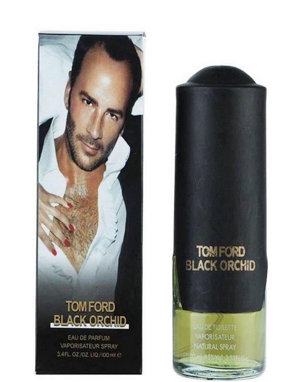 ادکلن تام فورد بلک ارکید لوکا باسی حجم 100 میل - Tom Ford Black Orchid LUCA BOSSI