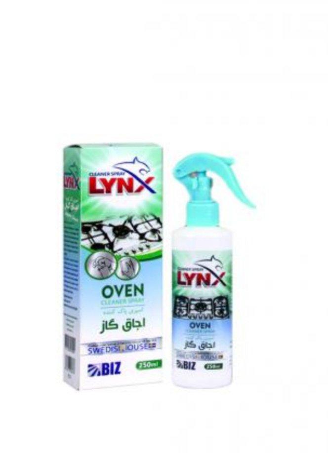 اسپری پاک کننده گاز LYNX حجم ۲۵۰ میل