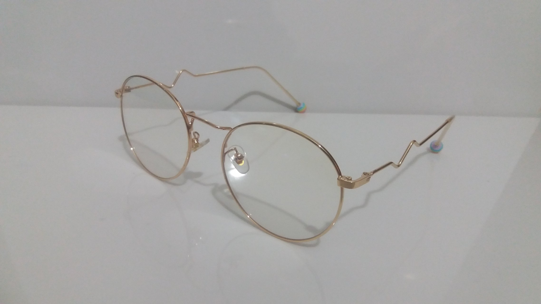 عینک طبی اسپورت زنانه نمره صفر