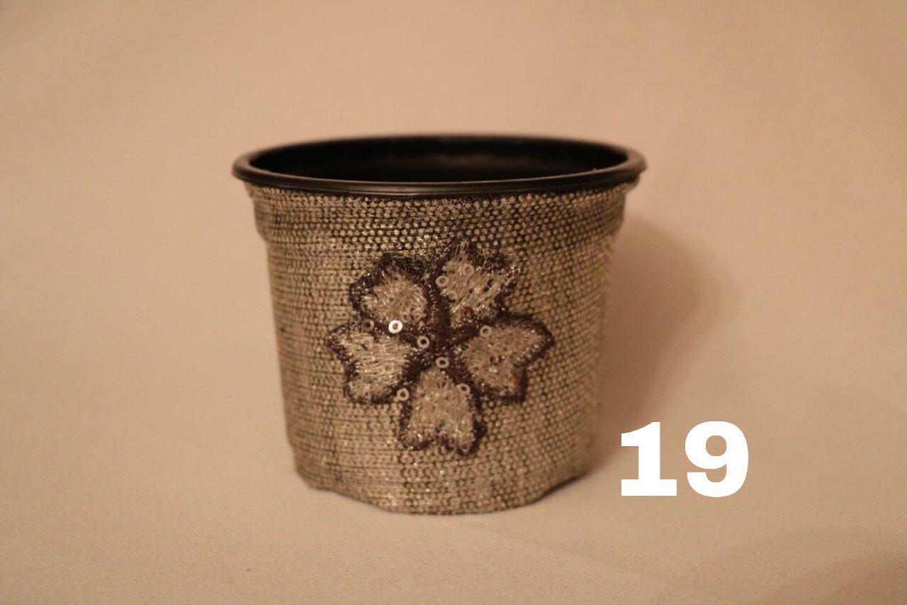 گلدان ژله ای کد ۱۹