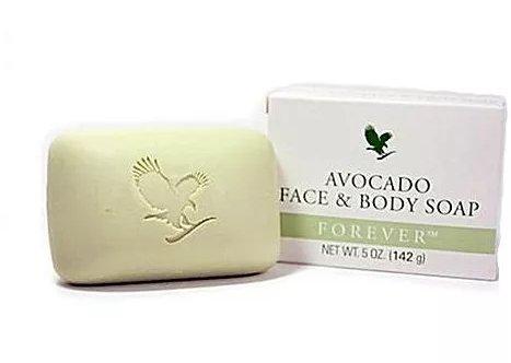 صابون صورت و بدن آووکادو Avocado Face & Body Soap forevere حجم 142 گرم