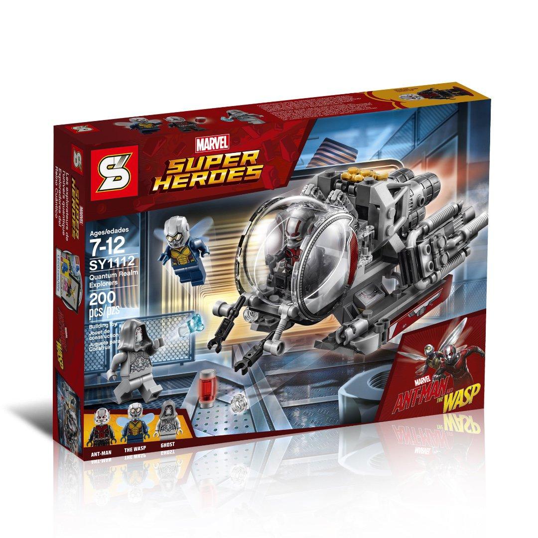 ساختنی اس وای مدل Heroes Assemble 1112