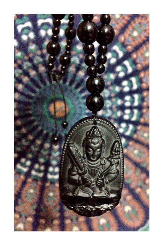 گردنبند بودا