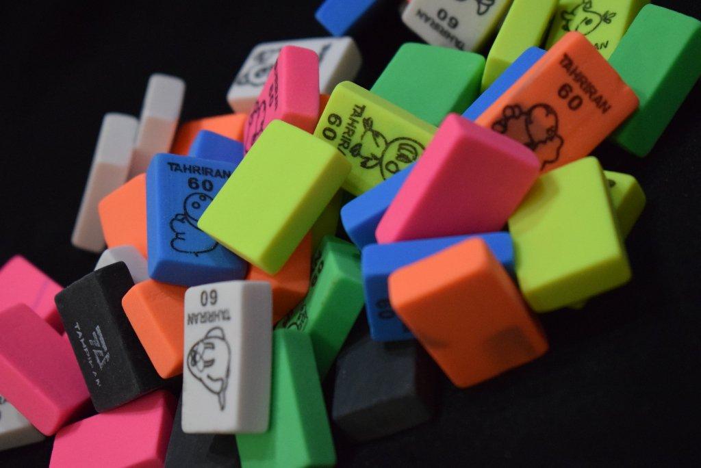 پاک کن رنگی کد 60