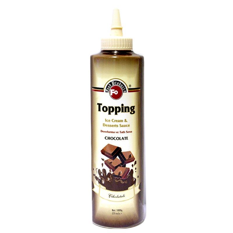 سس شکلات فو 1 کیلو گرم