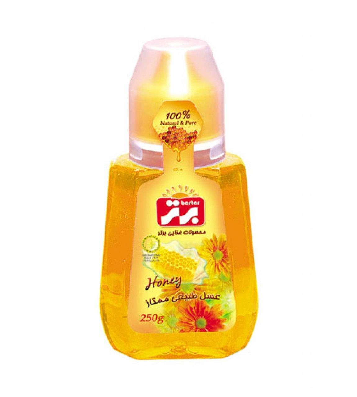 عسل ممتاز 250 گرم (پمپی) برتر