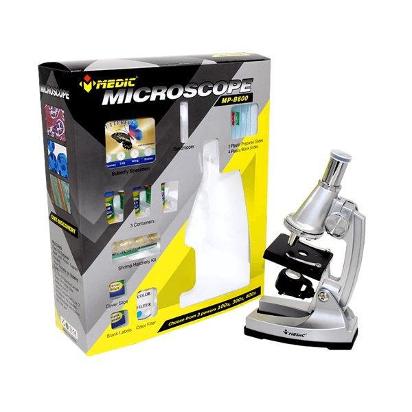 میکروسکوپ پزشکی آموزشی مدل MP-B600