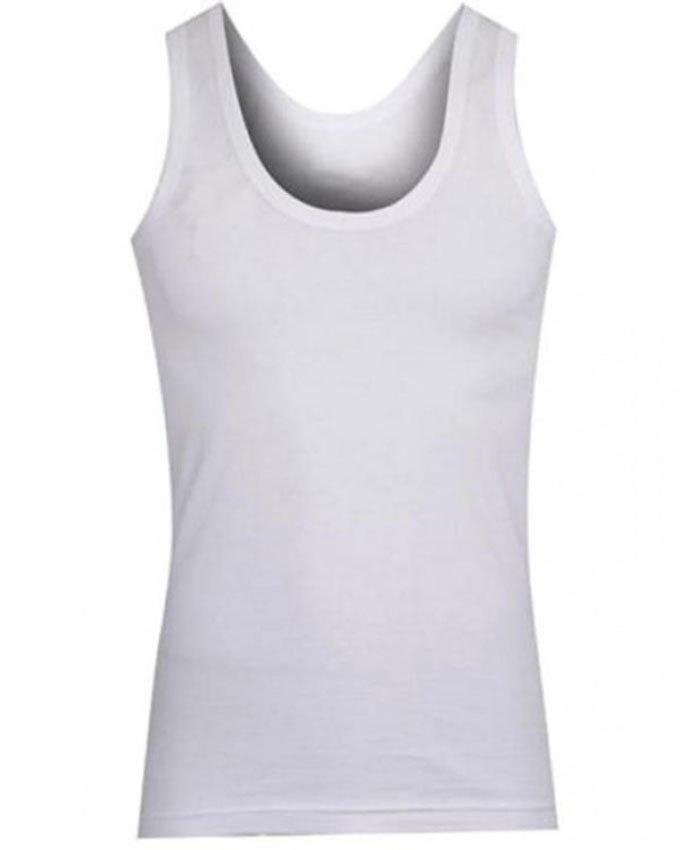 زیرپوش مردانه رکابی سفید