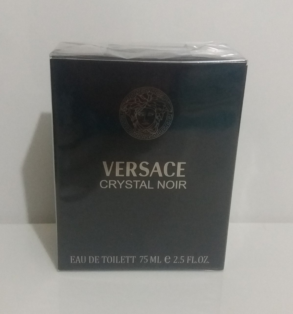 ادو پرفیوم زنانه ورساچه مدل Crystal Noir حجم 75 میلی لیتر