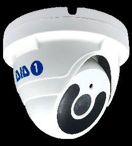دوربین مداربسته 2 مگاپيكسل دام DOME AHD مدل 5010-D1