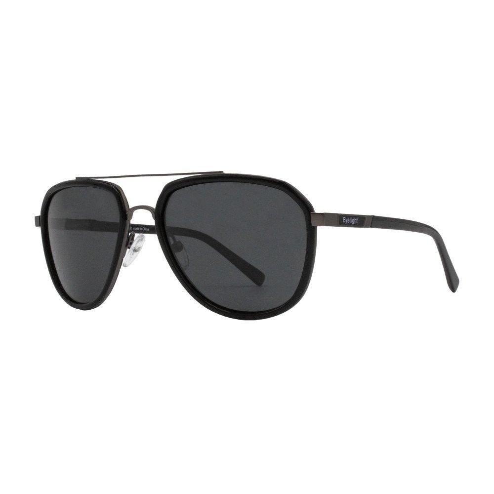 عینک آفتابی آی لایت مدل 1608 رنگ مشکی