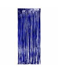 پرده ریسه ای مناسب تولد رنگ آبی