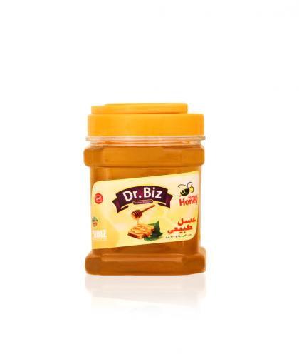عسل مخصوص BIZ ٩00 گرم با ساکاروز زیر 5 درصد