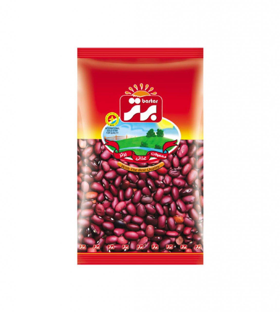لوبیا قرمز جگری 900 گرم برتر