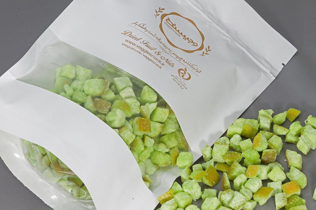 میوه خشک پوملو حبه 250 گرم وجیسنک