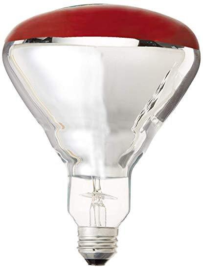 لامپ مادون قرمز 250 وات GE