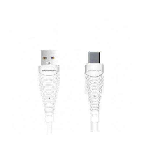 کابل تبدیل USB به USB-C دبلیو یو دبلیو مدل X95 طول 1 متر